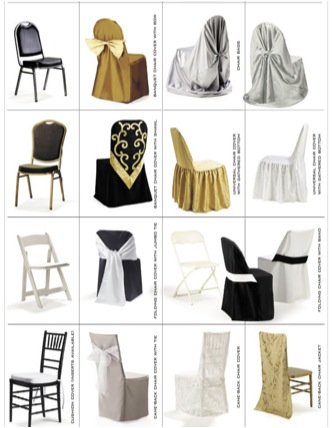 custom chair cover : linen chair covers | table cloth factory