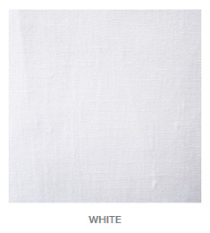 Provenza White Color Tablecloth and Napkins