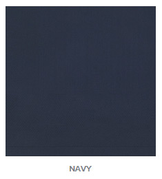 Squire Navy Color Tablecloth and Napkins