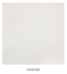 Squire Oyster Color Tablecloth and Napkins