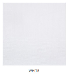 Squire White Color Tablecloth and Napkins